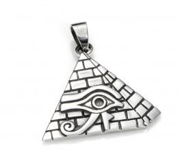 Colgante pirámide ojo de horus
