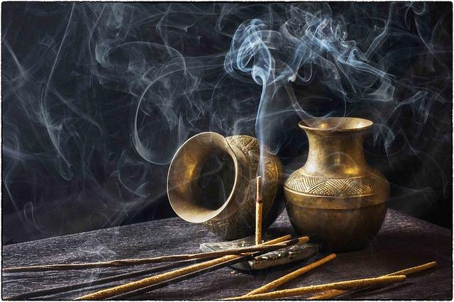 NAG CHAMPA: Aliado de la meditación
