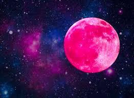 El 11 de abril llega la luna rosa o rosada.