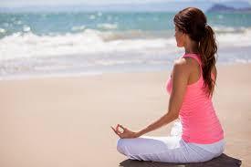 Aprende a meditar en vacaciones