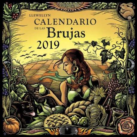 """alt=""""calendario de las brujas 2019"""""""