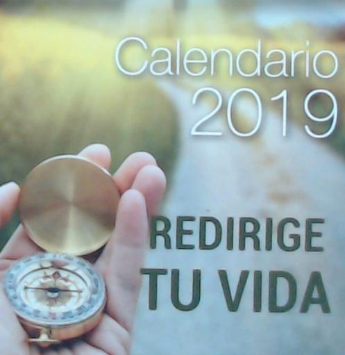 "alt=""calendario redirige tu vida 2019"""