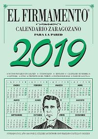 "alt=""calendario zaragozano pared 2019"""