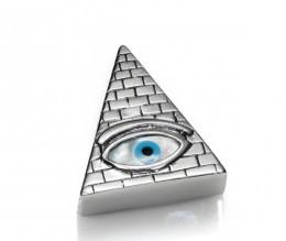 "alt="" colgante piramide"""