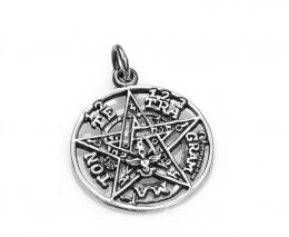 colgante tetragramaton pequeño