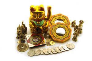 amuletos feng shui