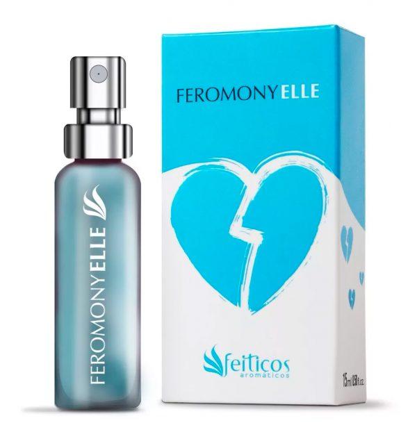 Perfume feromonas elle