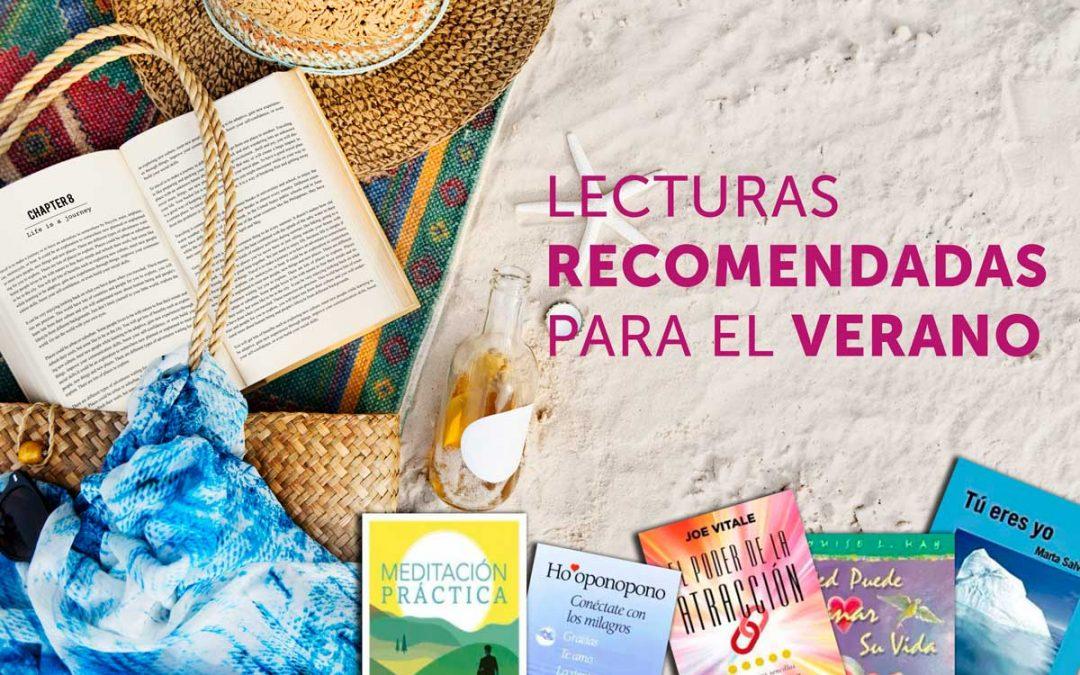 Lecturas recomendadas para el verano