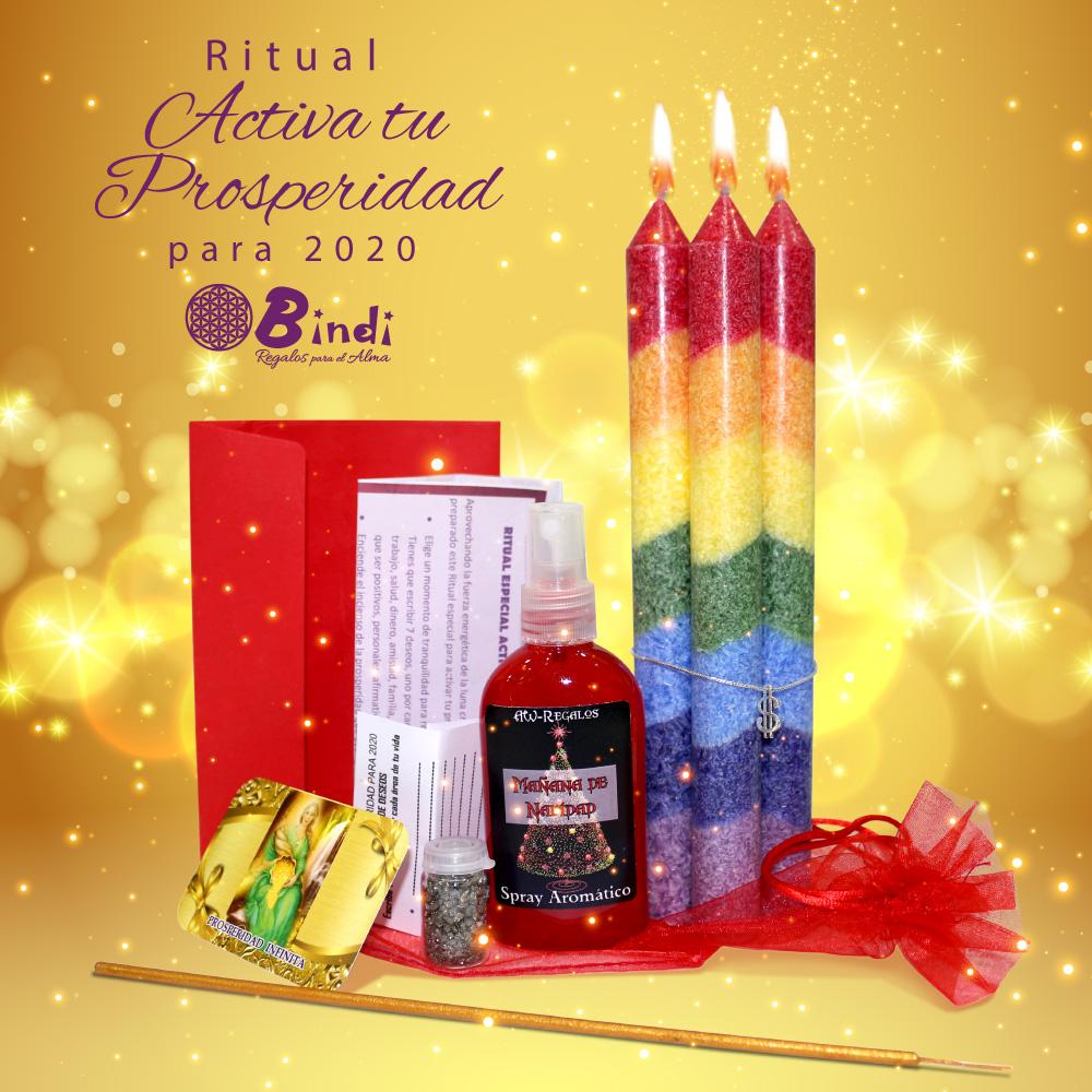 ritual fin de año Bindi