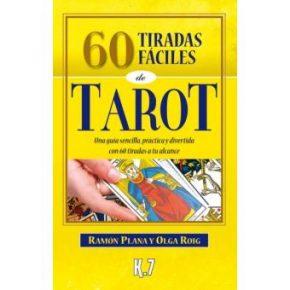 60 maneras fáciles de tirar el tarot