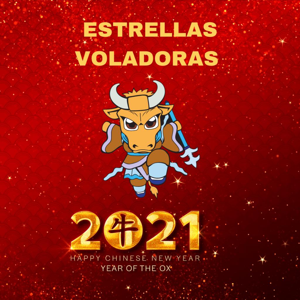 Estrellas voladoras 2021