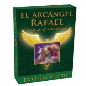 El-arcangel Rafael cartas adivinatorias