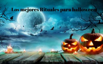 Ritual de limpieza y protección para la noche de Halloween