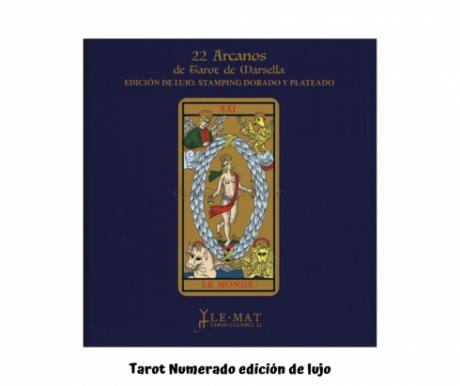 Tarot Numerado edición de lujo