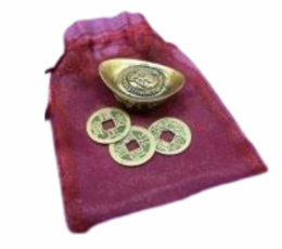 Amuleto feng shui prosperidad