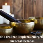 limpiezas energeticas con cuencos tibetanos
