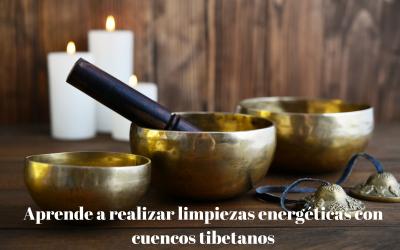 Aprende a realizar una limpieza energética con un cuenco tibetano