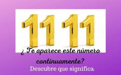 Que significa el 11:11?