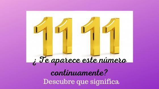 Que significa 11:11
