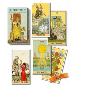 Tarot before scarabeo