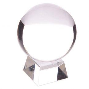 Bola cristal 7, 5 cm