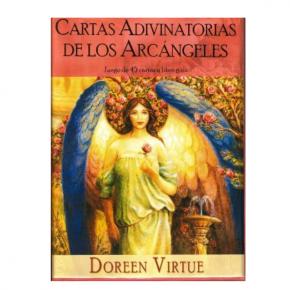 cartas adivinatorias arcángeles