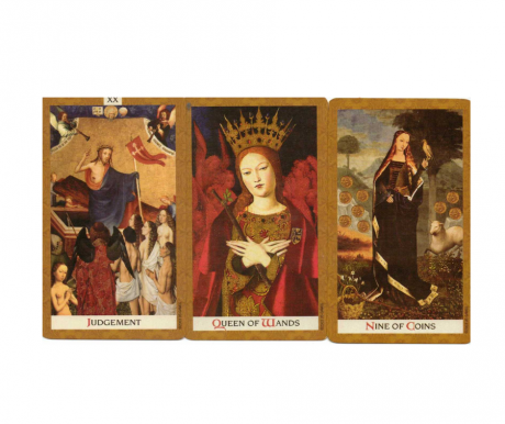 cartas-golden-tarot