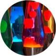 LAMPARAS DE LAVA
