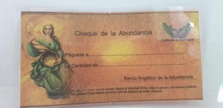 cheque abundancia abundia