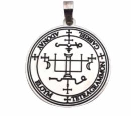 Colgante medalla arcangel Gabriel
