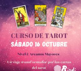 Curso de tarot valencia octubre