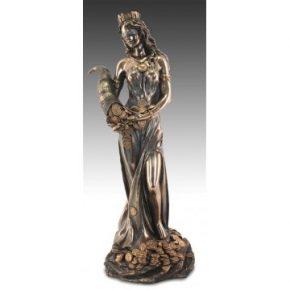 Figura diosa fortuna 67 cm