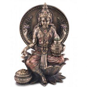 figura diosa laksmi