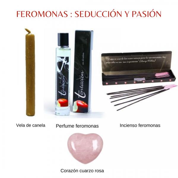 feromonas