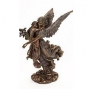 Figura angel de la guarda