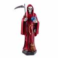 Figura santa muerte roja