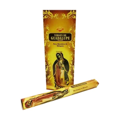 Incienso Virgen Guadalupe sac