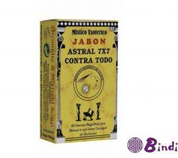 Jabon astral 7 x7
