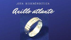 anillo atlante joya bioenergetica