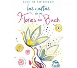 Las cartas de las flores de bach