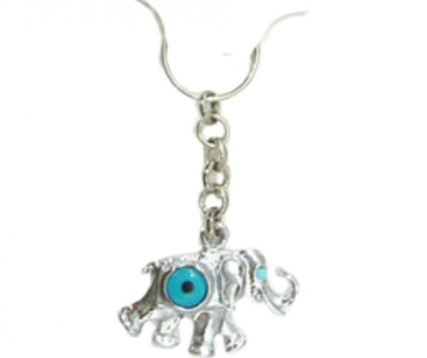 LLavero elefante ojo turco