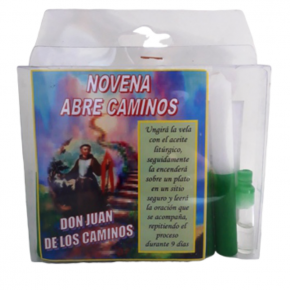 novena abrecaminos
