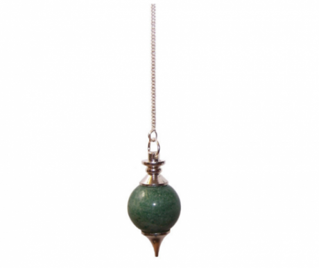 pendulo-bola-aventurina-verde