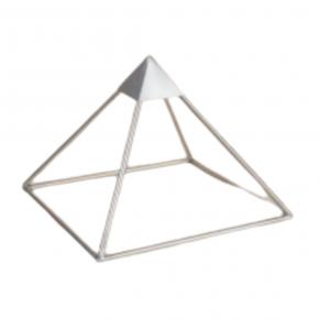 Pirámide aluminio 30 cm