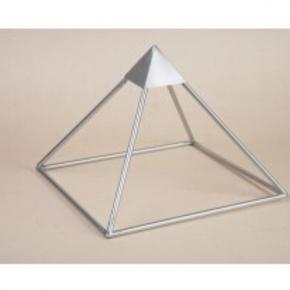 piramide aluminio 30 cm