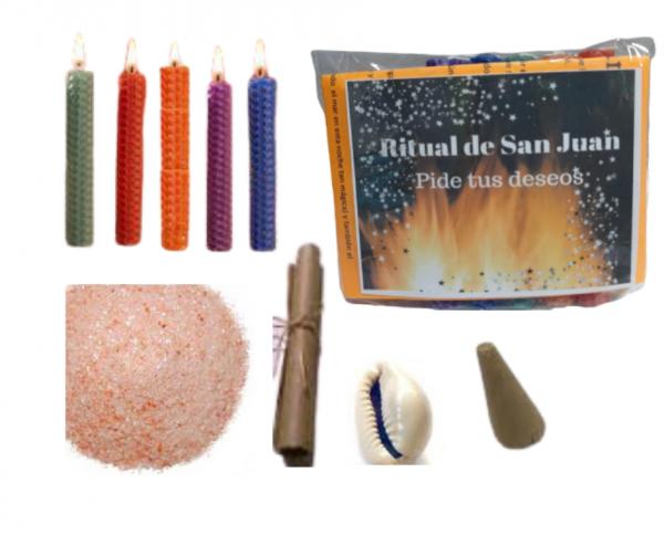 Ritual noche de san Juan
