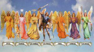 siete arcangeles
