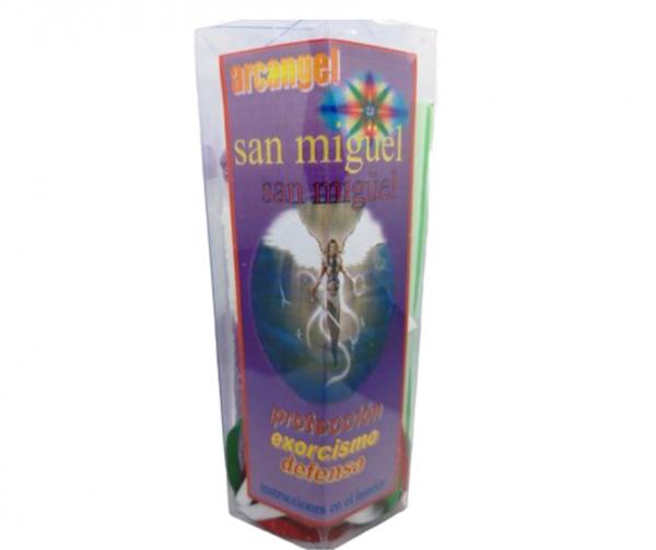 velón preparado san miguel arcangel